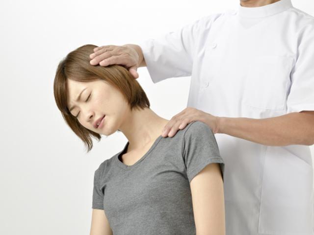むち打ち症の三大施術方法